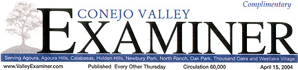Conejo Valley Examiner Header
