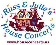 Russ & Julie's House Concerts