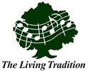 The Living Tradition Logo